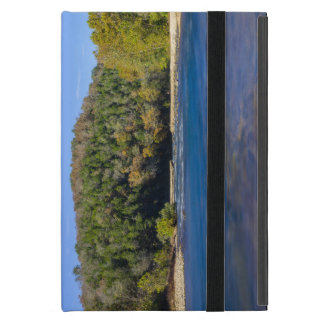 Autumn At North Fork Cover For iPad Mini