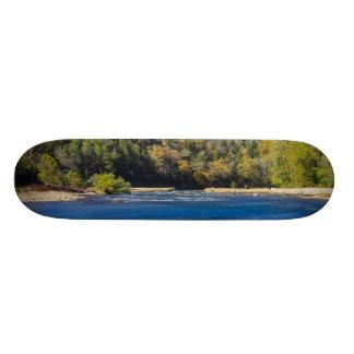 Autumn At North Fork Skateboards