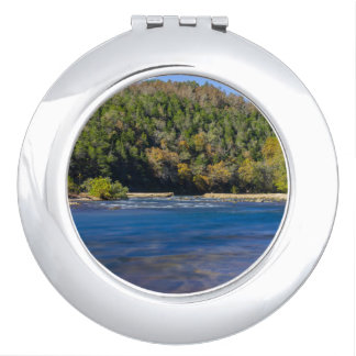 Autumn At North Fork Travel Mirrors