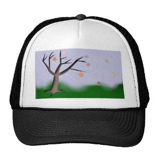 Autumn autumn mesh hat