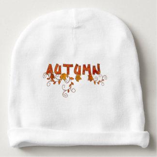 Autumn Baby Beanie