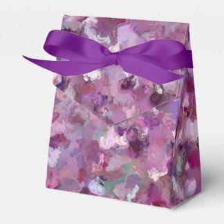 Autumn Berries Paint Splashes 9887 Favor Box
