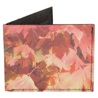 Autumn Billfold Wallet
