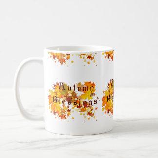 Autumn Blessings Coffee Mug