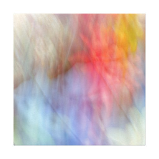 Autumn Breeze, ONE by Chartier Canvas Print