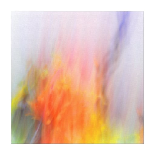 Autumn Breeze TWO by Chartier Gallery Wrapped Canvas