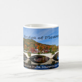 Autumn - Bridge of Flowers, scenic mug