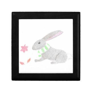 Autumn Bunny Gift Box