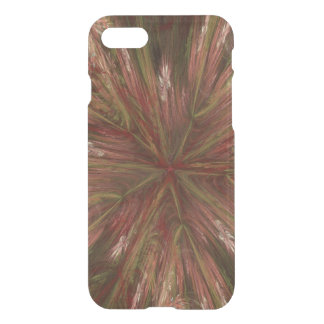 Autumn Burst Fractal iPhone 8/7 Case