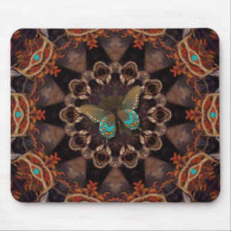 Autumn Butterfly. Mouse Pad