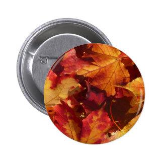 Autumn Pinback Buttons