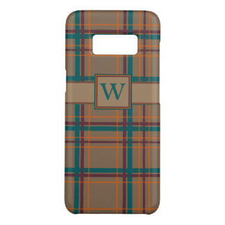 Autumn Chic Plaid Case-Mate Smartphone Case