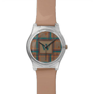 Autumn Chic Plaid May 28th Watch