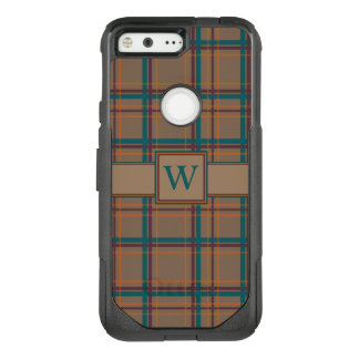 Autumn Chic Plaid Otterbox Phone Case