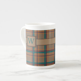 Autumn Chic Plaid Specialty Mug