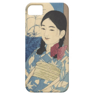 Autumn Child and Full Moon Case For The iPhone 5