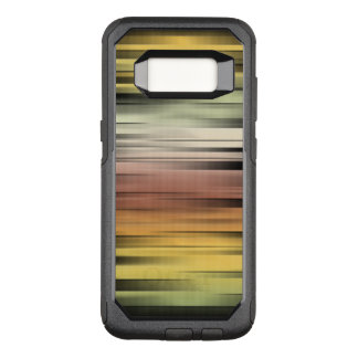 Autumn Colors Abstract OtterBox Commuter Samsung Galaxy S8 Case