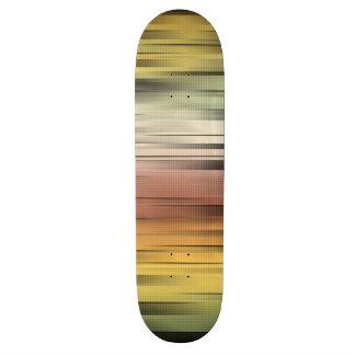 Autumn Colors Abstract Skateboard Decks