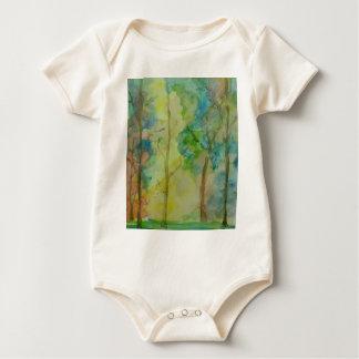 Autumn Colors Baby Bodysuit