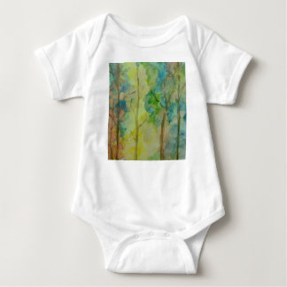 Autumn Colors Baby Bodysuit