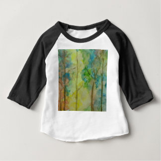 Autumn Colors Baby T-Shirt