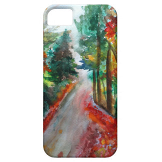Autumn colors iPhone 5 cases