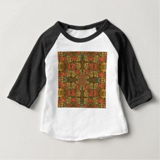 Autumn Colors Mandala Baby T-Shirt