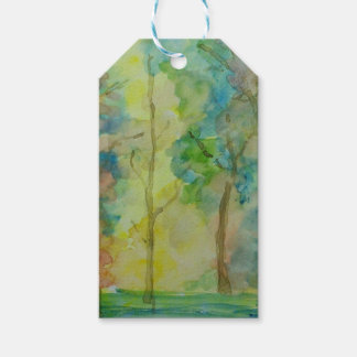 Autumn Colors Pack Of Gift Tags