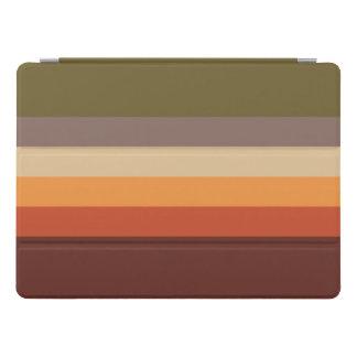 Autumn Colors - Red Orange Yellow Tan Green Brown iPad Pro Cover