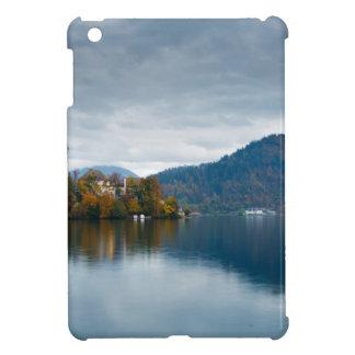 Autumn colours at Lake Bled iPad Mini Cases
