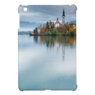 Autumn colours at Lake Bled iPad Mini Covers