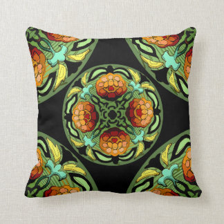 "Autumn Craftsman Garden (20""x20"" Pillow) Throw Pillow"