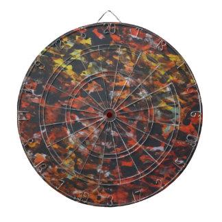 Autumn Dart Board