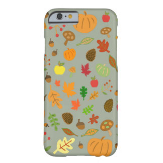 Autumn Design Barely There iPhone 6 Case