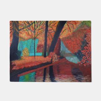 Autumn Dreams door mat
