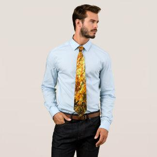 Autumn Evening Tie
