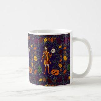 Autumn Faerie Coffee Mug