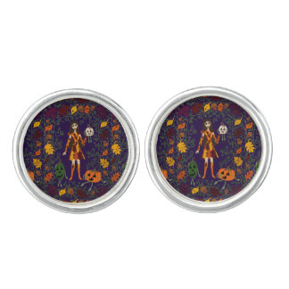 Autumn Faerie Cufflinks