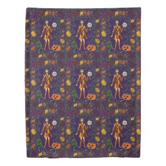Autumn Faerie Duvet Cover