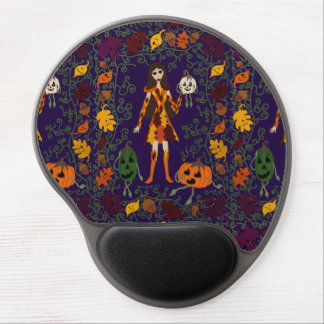 Autumn Faerie Gel Mouse Pad