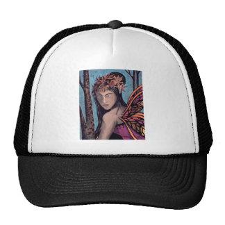 Autumn Faerie Mesh Hat