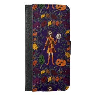 Autumn Faerie iPhone 6/6s Plus Wallet Case