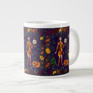 Autumn Faerie Large Coffee Mug