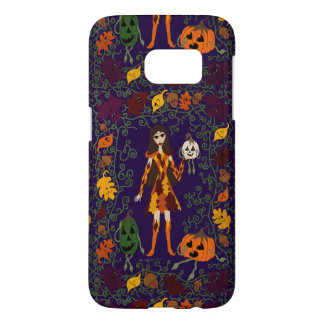 Autumn Faerie Samsung Galaxy S7 Case