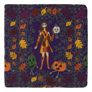 Autumn Faerie Trivet