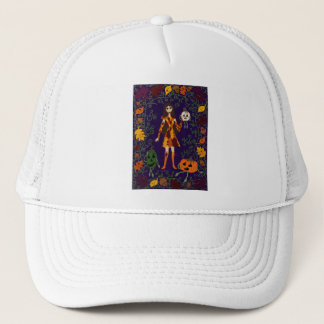 Autumn Faerie Trucker Hat