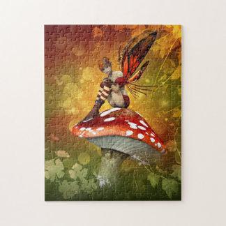 Autumn Fairy Puzzle