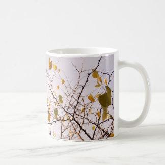 Autumn Fall Leaves Coffee Mug