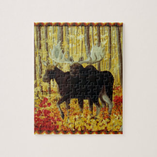 Autumn Fire Jigsaw Puzzle