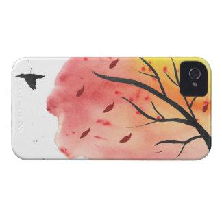 Autumn Flight iPhone 4 Covers